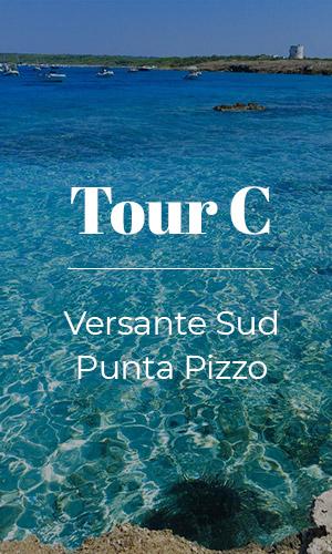 Tour C: Versante Sud - Punta Pizzo